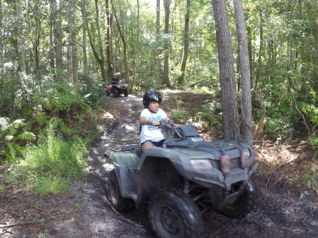 Carolinabackwoods Atv Adventure Tours